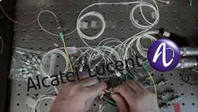 Alcatel-Lucent : 10 Gbit sur paires de lignes cuivre