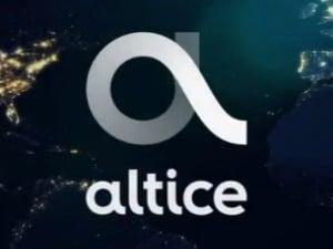 SFR devient Altice : le nouveau logo