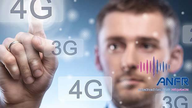 Déploiements 4G en décembre 2017
