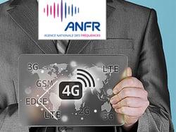 ANFR bilan des déploiements mobile en juin 2017