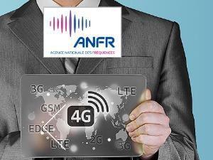 Déploiements 4G octobre 2017, Orange et Free Mobile en tête
