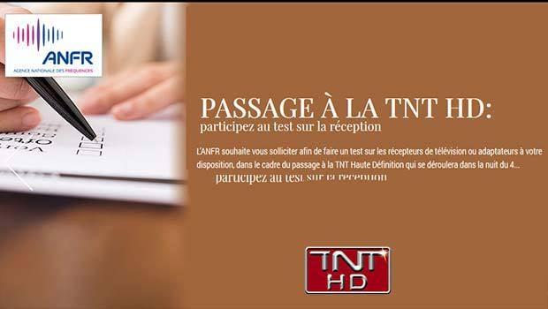 Tester sa TNT