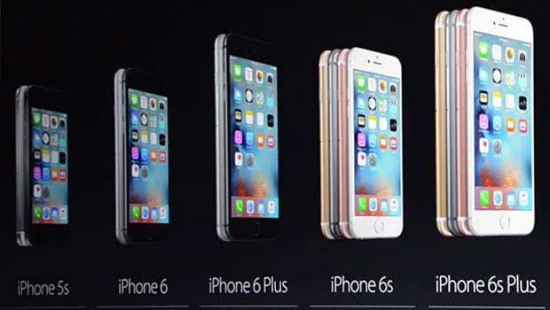 Apple iPhone 5 et 6