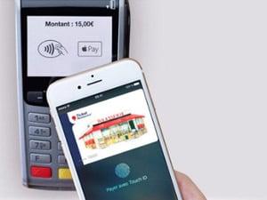 terminaux Apple Pay terminal de paiement