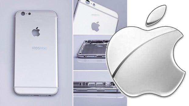Le suppose iPhone 6s selon le site 9to5Mac