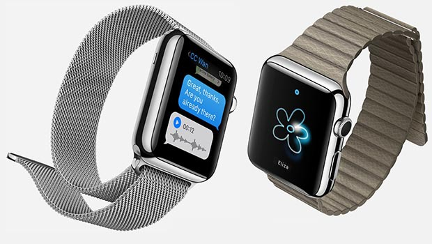 Apple Watch, le vrai nom de l'iWatch