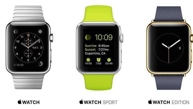Apple Watch : une déclinaison digne d'un horloger suisse