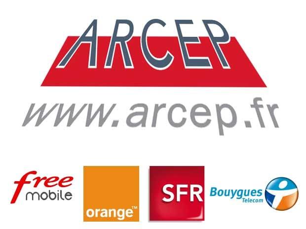 ARCEP : le déploiement 3G à la traîne