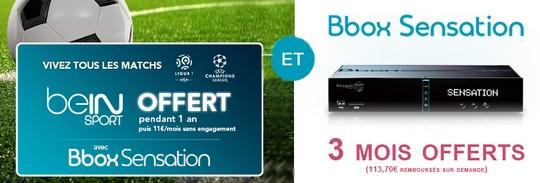 promotion Bbox Sensation