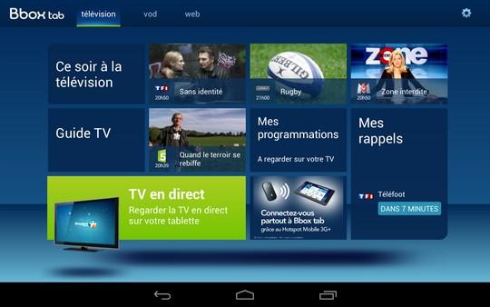 Accueil B.tv
