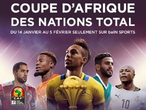 CAN 2017 : regarder les matches sur BeIN Sports