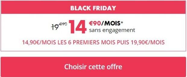 Canal + pas cher pour le Black Friday