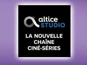 SFR : la nouvelle chaîne Altice Studio