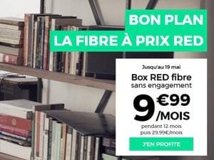 promo fibre red
