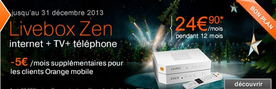 Vente Flash Orange
