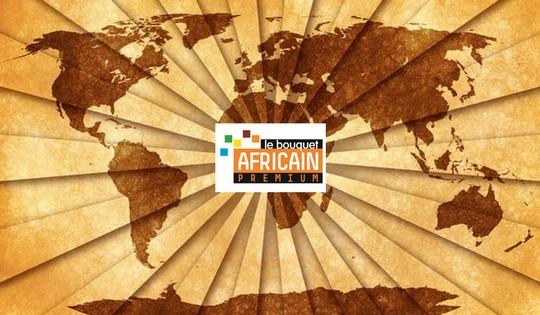 Le bouquet Africain Premium est sur la Box TeVolution