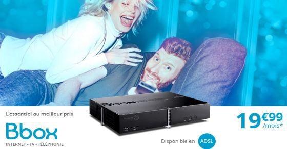BBox de Bouygues Telecom
