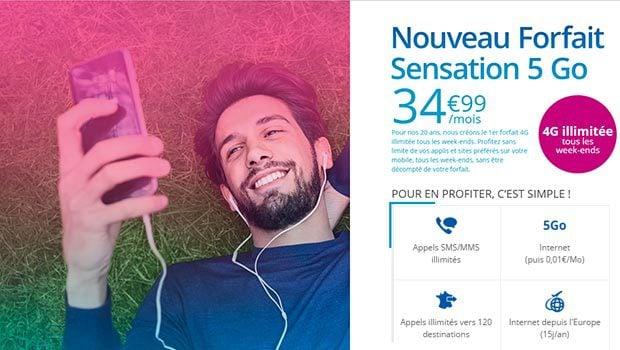 Promotions Bouygues et B&YOU