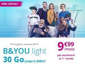 Bouygues : abonnement Internet en promo en ADSL