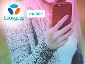Bouygues Telecom 110 000 clients mobiles au T3 2017