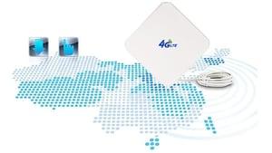 Une antenne 4G extérieure pour améliorer la réception