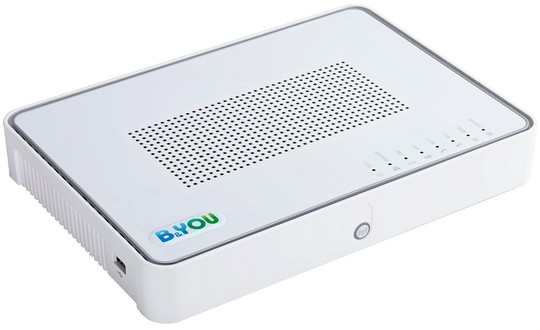 La Box de B&You est l'ancien modèle du modem Bbox ADSL