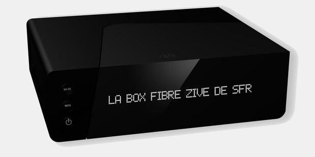 La nouvelle Box Zive de SFR