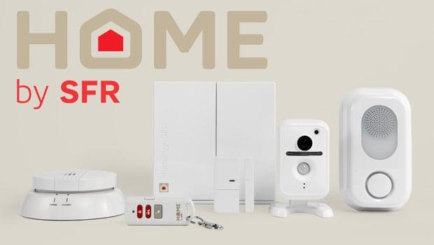 Box Home de SFR : une gamme complète et des services