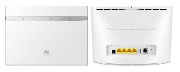 SFR : routeur Huawei pour la box 4G