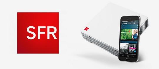 Box et Mobile SFR