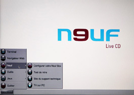 Neuf Live CD