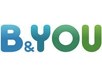 b and you