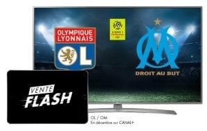 Vente Flash Canal + Sport