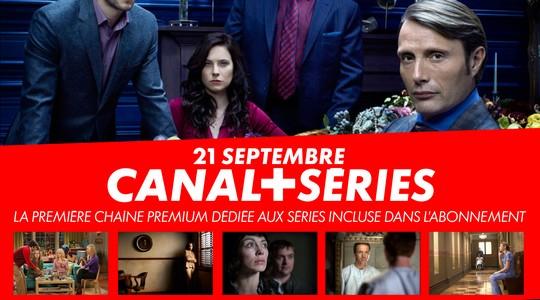 Canal+ Séries sortira en HD le 21 septembre 2013