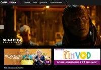 CanalPlay VOD : nouveau site