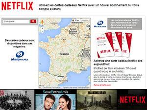 Carte Cadeau Netflix.Des Cartes Cadeaux Netflix Chez Auchan Et Micromania