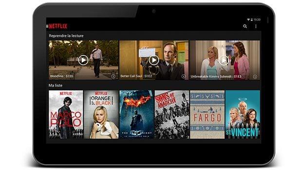 Netflix, sur tous les écrans