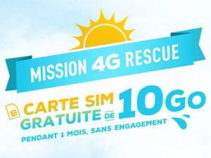 carte SIM 10Go