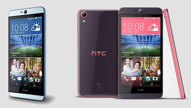 HTC Desire 826, capteur de 13 mégapixels en façade