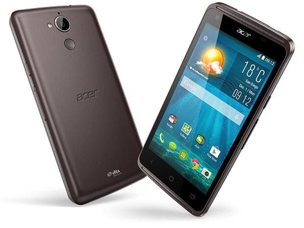 Acer Liquid Z410, la 4G à moins de 130 euros