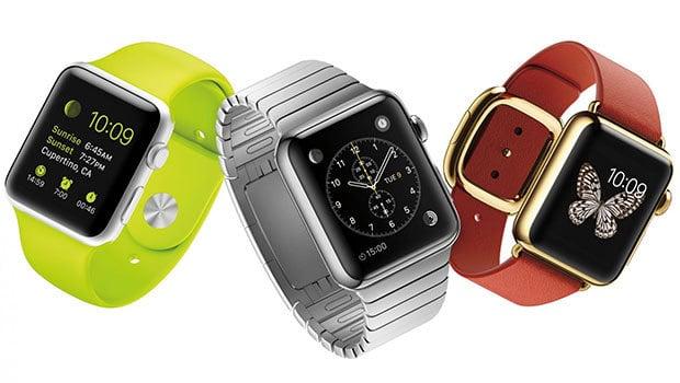Les montres intelligentes