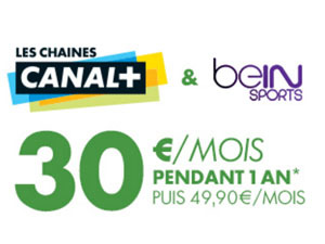 chaines canal bein