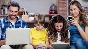 Changez d'offre Internet pour toute la famille