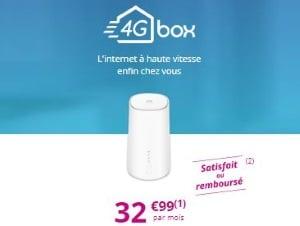 L'offre 4G Box de Bouygues Telecom