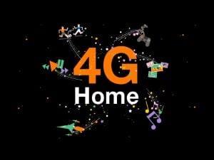 L'offre 4G Home d'Orange
