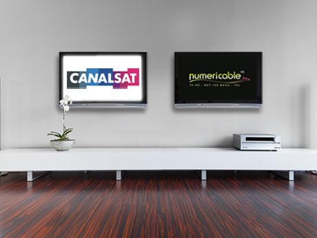 Canalsat ou Numericable ?