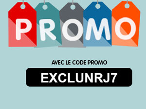 code promo exclunrj7