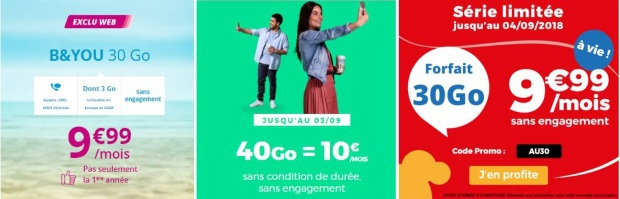 promos mobile bouygues red auchan