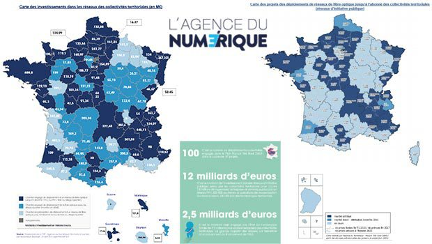 Plan France THD