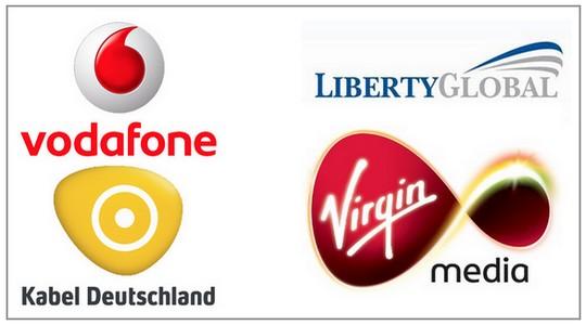 Les cablo-opérateurs Virgin Media et Kabel ont été rachetés en 2013